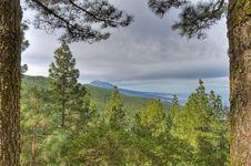 Free Teide Mount View Royalty Free Stock Image - 15847566