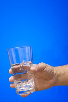 Fresh Water Royalty Free Stock Photography