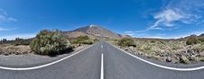 Free Teide Mount Royalty Free Stock Photography - 15847587