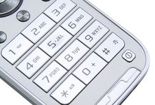 Free Mobile Phone Keyboard Stock Photography - 15847662