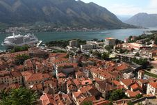 Free Bay Of Kotor Stock Photography - 15847912