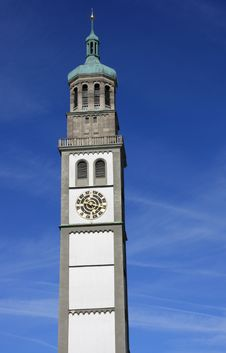 Free Tower In Augsburg Stock Photos - 15848103