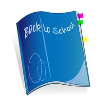Free School Notebook Royalty Free Stock Photos - 15848398