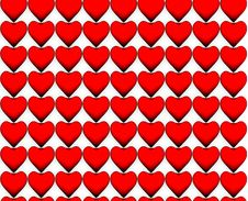 Free Red Hearts Royalty Free Stock Photos - 15849138
