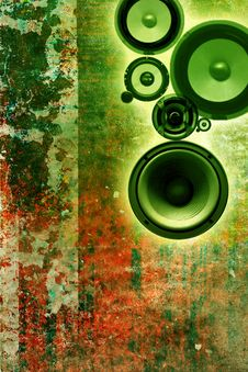 Free Music Background Royalty Free Stock Photos - 15849308