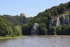 Free Danube In Kelheim Royalty Free Stock Images - 15849559