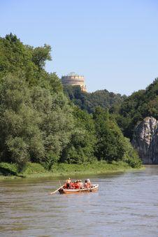 Free Danube In Kelheim Stock Image - 15849601