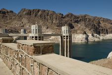 Free The Hoover Dam In Nevada Stock Images - 15849674
