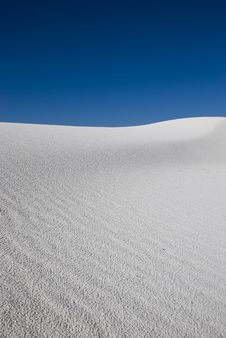Free The White Sands Royalty Free Stock Image - 15849756