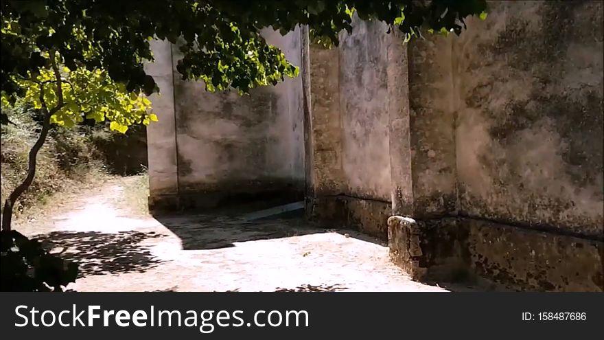 ️ eXploration 6 🌟 Church Saint Nicolas {Pitretu, Bicchisgi} &x28;Corsica&x29; [France] 🌌 Monument