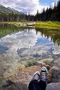 Free Lake Reflection Royalty Free Stock Photography - 15850417