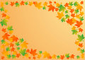Free Vector Illustration An Autumn Stock Image - 15850801