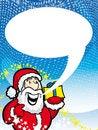 Free Christmas Layout Royalty Free Stock Photos - 15858298