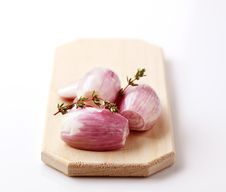 Free Red Onion Stock Photography - 15850362