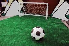 Free Soccer Turf Royalty Free Stock Photo - 15851735
