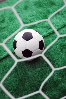 Free Soccer Turf Royalty Free Stock Photography - 15851757
