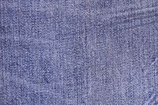Free Jean Cloth Stock Photo - 15851870