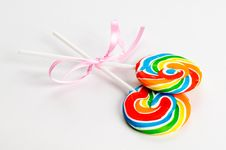Free Lollipops Royalty Free Stock Image - 15852566