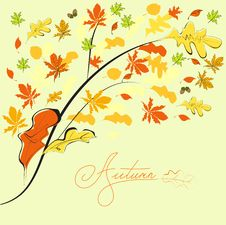 Free Autumn Background Stock Photos - 15852663