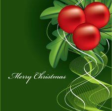 Free Christmas Background Stock Image - 15853011