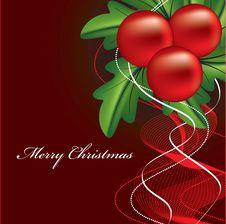 Free Christmas Background Stock Image - 15853031