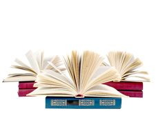 Free Books Stock Photography - 15853172