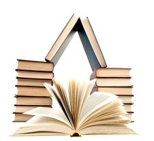 Free Books Royalty Free Stock Photography - 15853197