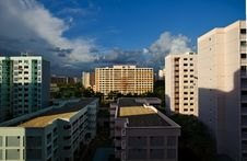 Free High Rise Residential By HDB Stock Photo - 15854050