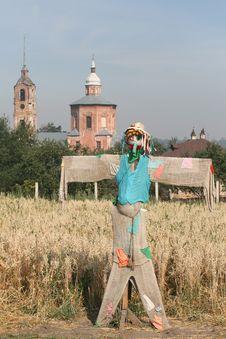 Free Scarecrow Stock Image - 15854311