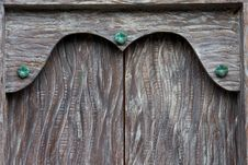 Free Wooden Door Frame Royalty Free Stock Image - 15857576