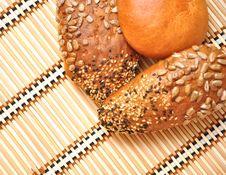 Free Fresh Bread Rolls Royalty Free Stock Photography - 15858177