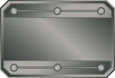 Free Metal Plate Stock Photo - 15858460