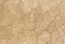 Cracked Earth Royalty Free Stock Photos