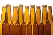 Free Empty Bottle  Beer Stock Photo - 15859360