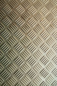 Free Texture Of Aluminium Ground Floor Stock Photo - 15859770