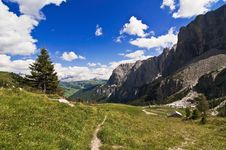 Free Tyrol, Dolomiti Royalty Free Stock Photography - 15859877