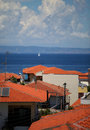 Free Rooftops And Sea Royalty Free Stock Images - 15861039