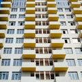 Free Under Construction Condo Building. Royalty Free Stock Photos - 15863228