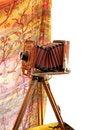 Free Antique Camera Royalty Free Stock Photo - 15864185