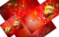 Free 3D Christmas Greeting Card Stock Image - 15869351