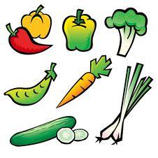 Free Vegetable Stock Image - 15860191