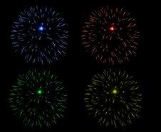 Free Firework Stock Image - 15860591