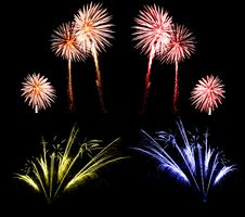 Free Firework Stock Image - 15860601