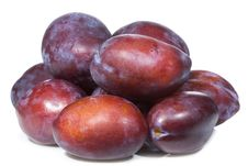 Free Plums Royalty Free Stock Image - 15860736