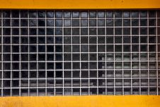 Free Pattern Of Glass Block Window Royalty Free Stock Photography - 15860737