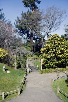 Free Japanese Garden Path Stock Photos - 15861033