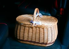 Free Woven Basket Stock Photos - 15861403