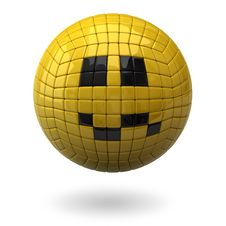 Free Smiley Stock Photography - 15862112