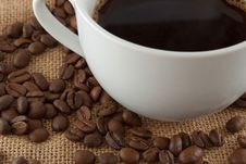 Free Coffee Cup Royalty Free Stock Images - 15862519