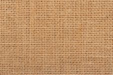 Free Jute Fabric Stock Photos - 15862583